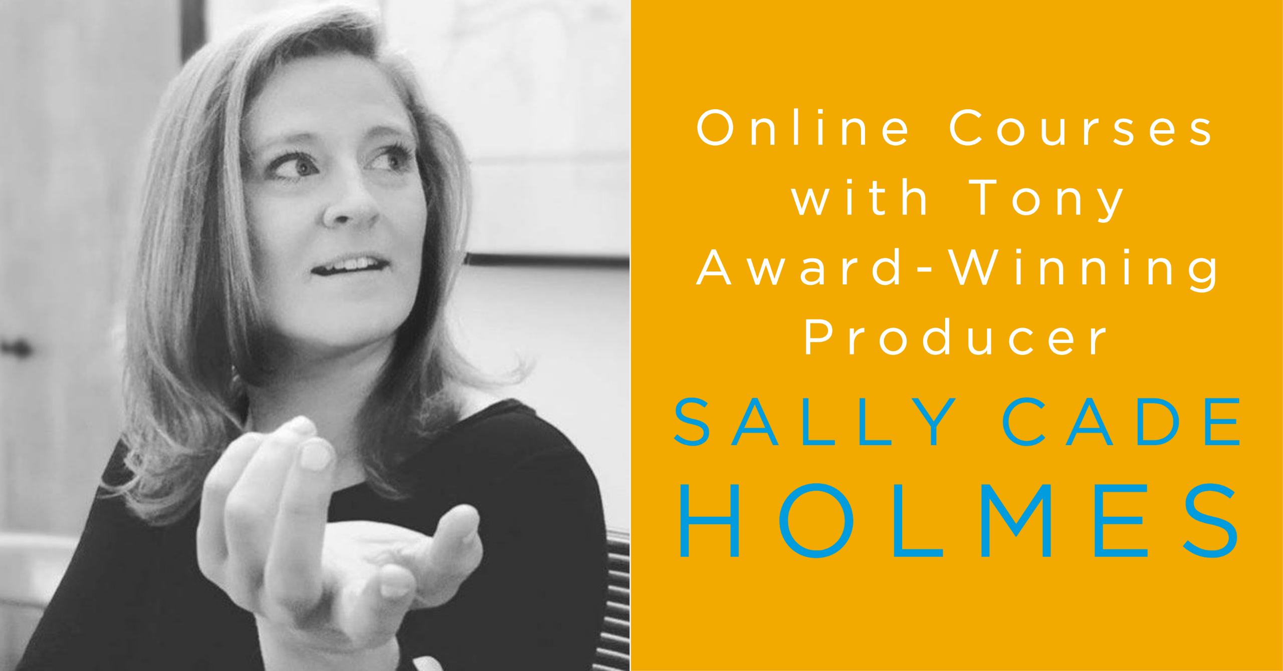 online courses with Sally Cade Holmes