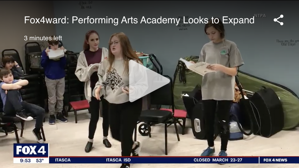 Fox 4 News Highlights NTPA Academy