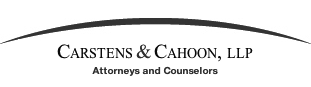Carstens and Cahoon LLP logo