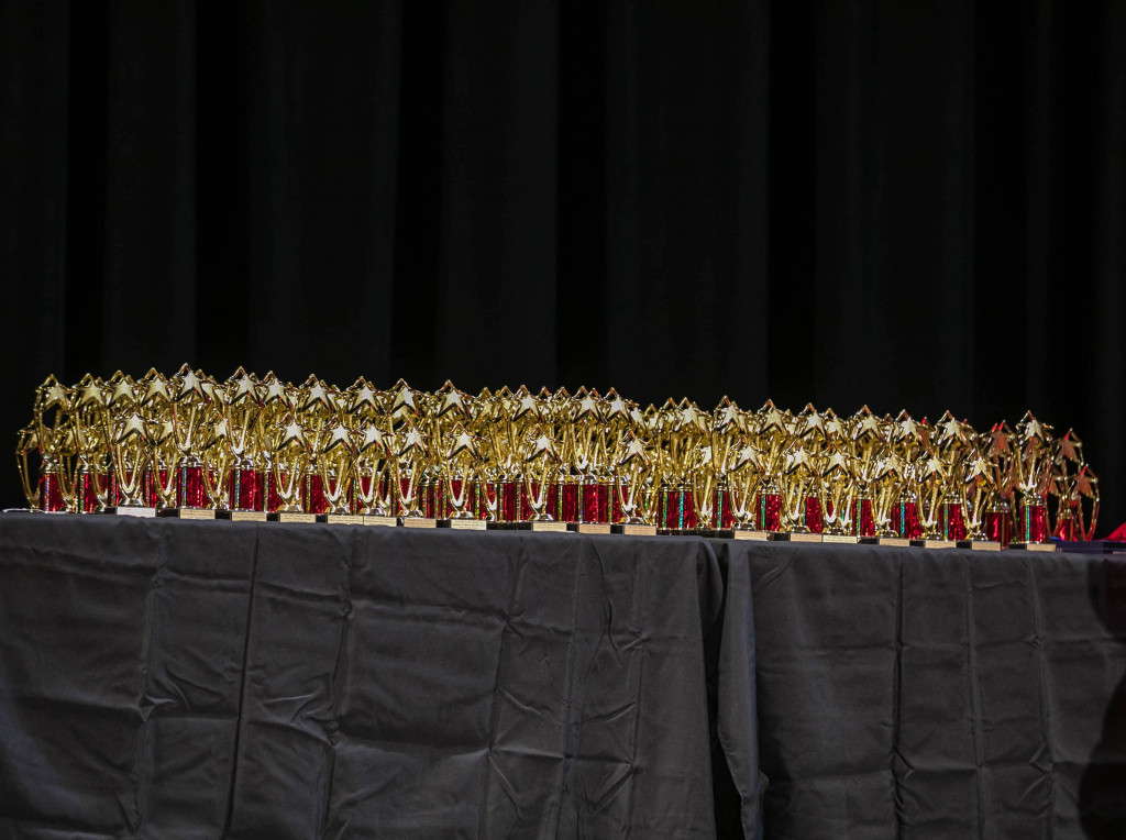 2019 Frisco AMP Trophies