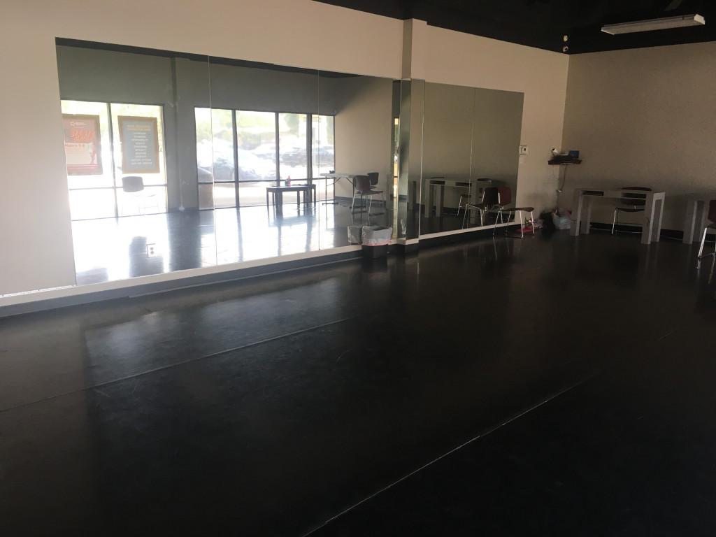 dallas rehearsal space