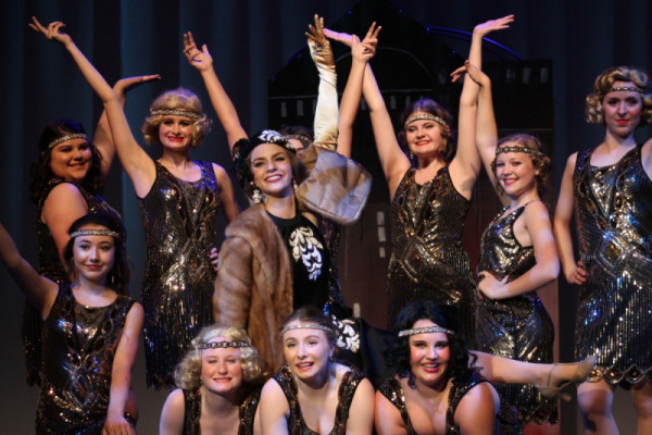 2017 Thoroughly Modern Millie Fairview
