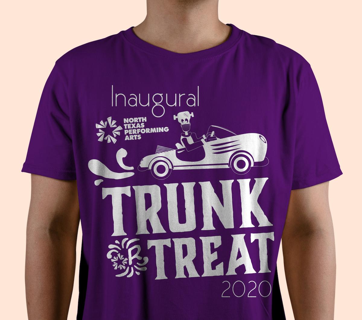 NTPA Trunk or Treat T-Shirt