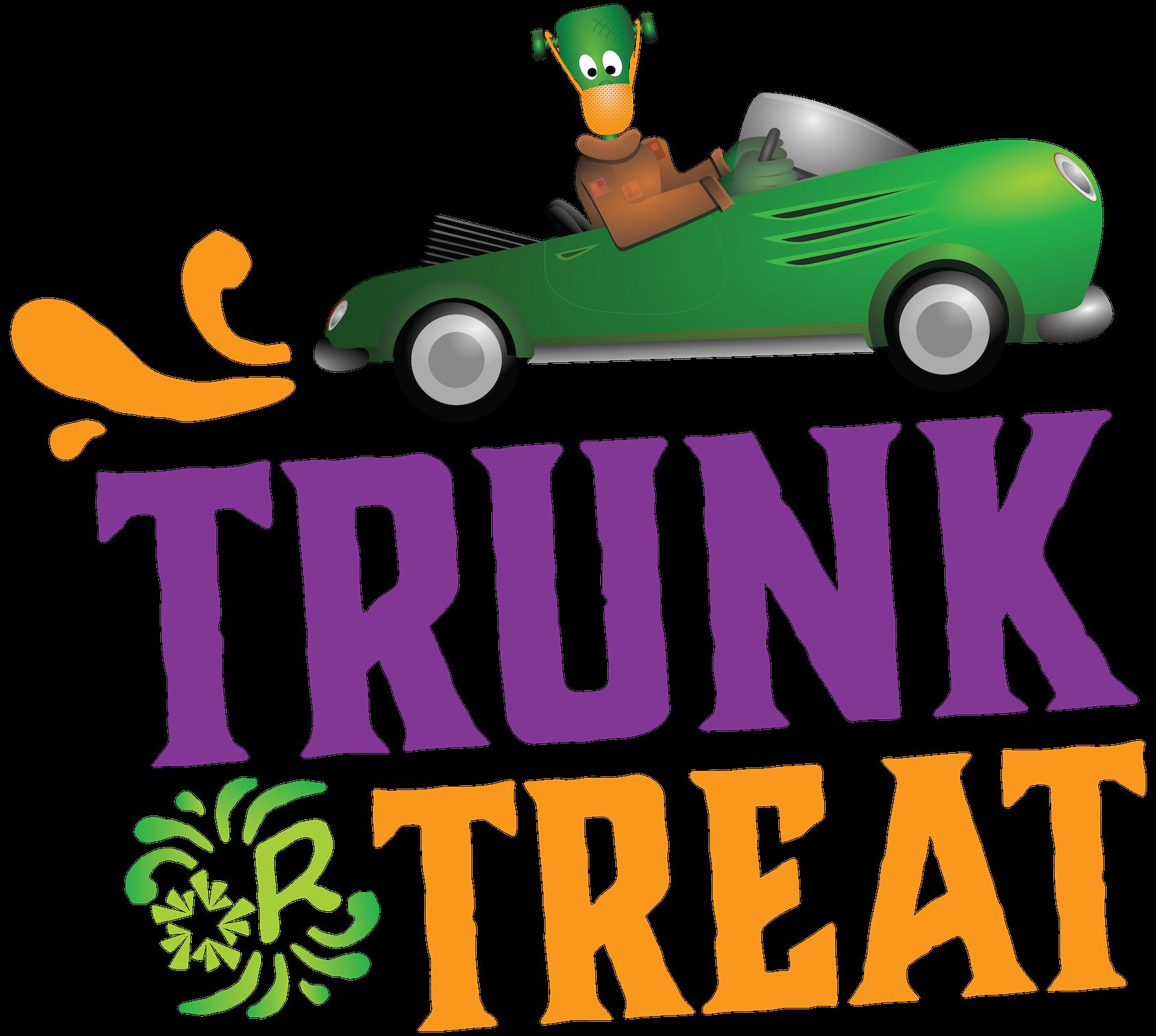 NTPA Trunk or Treat logo 2020