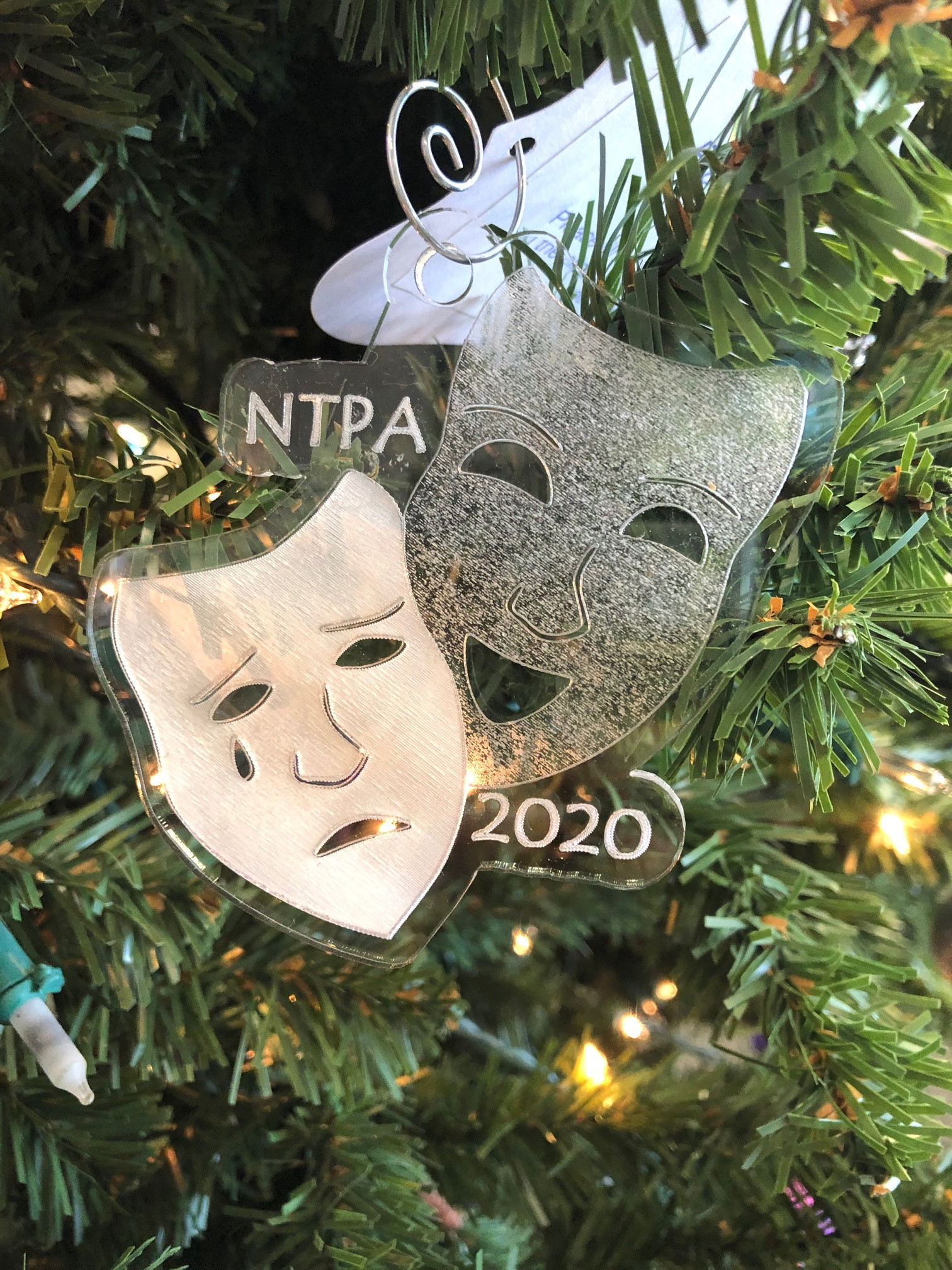Giving Tree Ornament 3