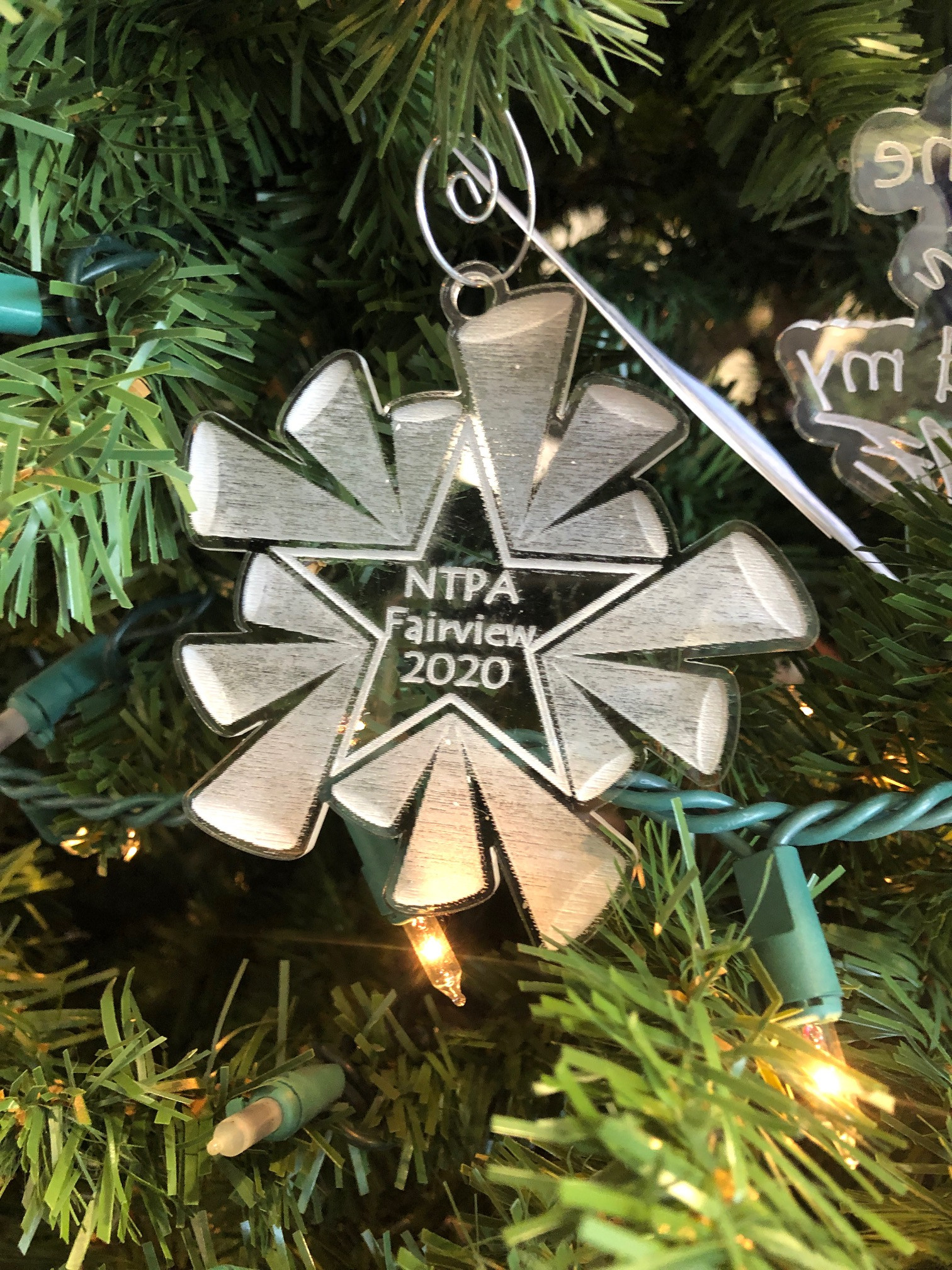Giving Tree Ornament 1