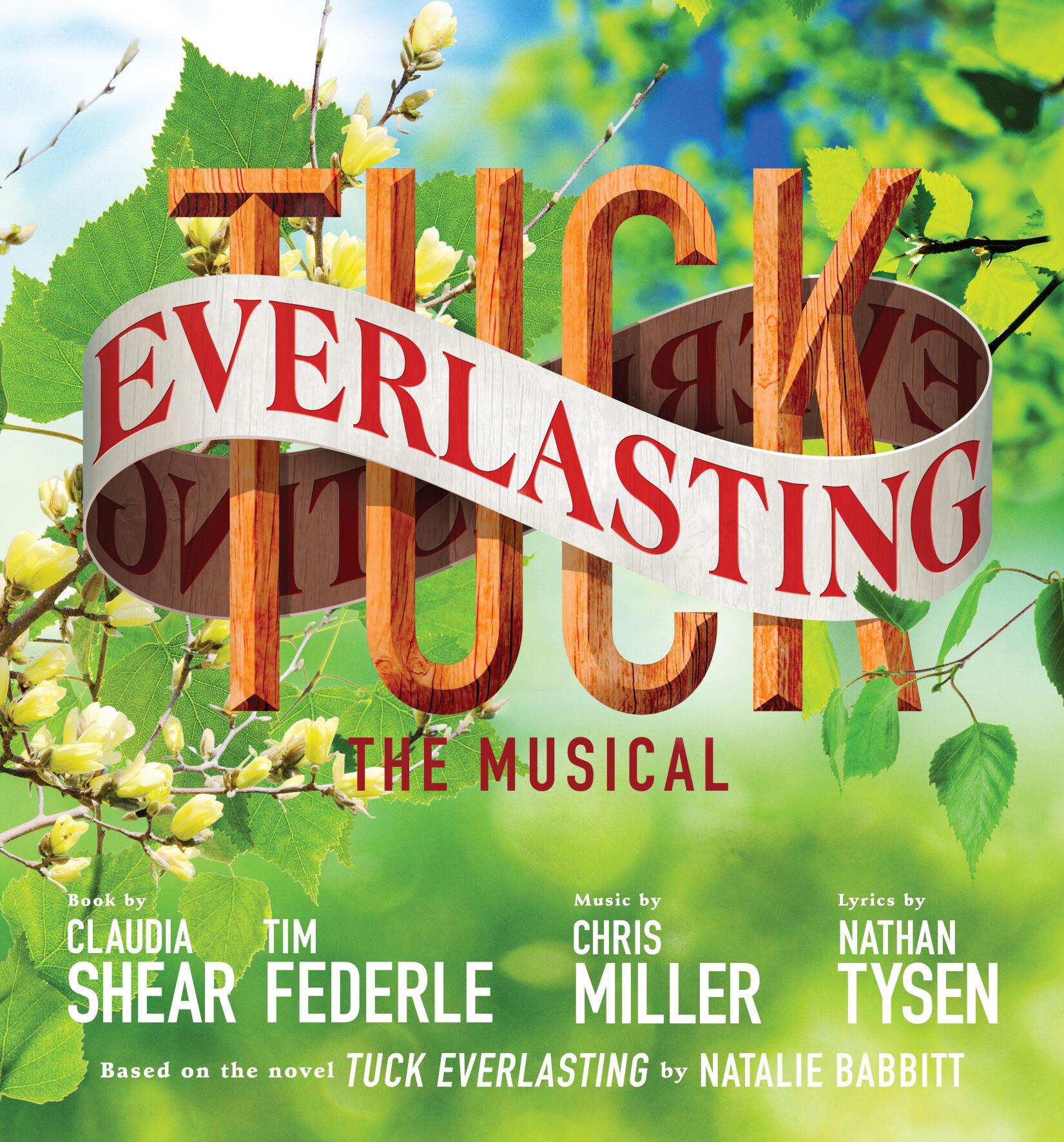 Tuck Everlasting the Musical logo