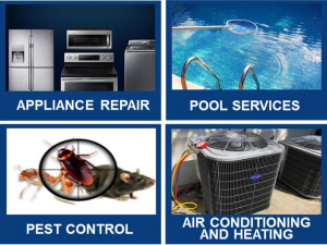 my home pro services collage