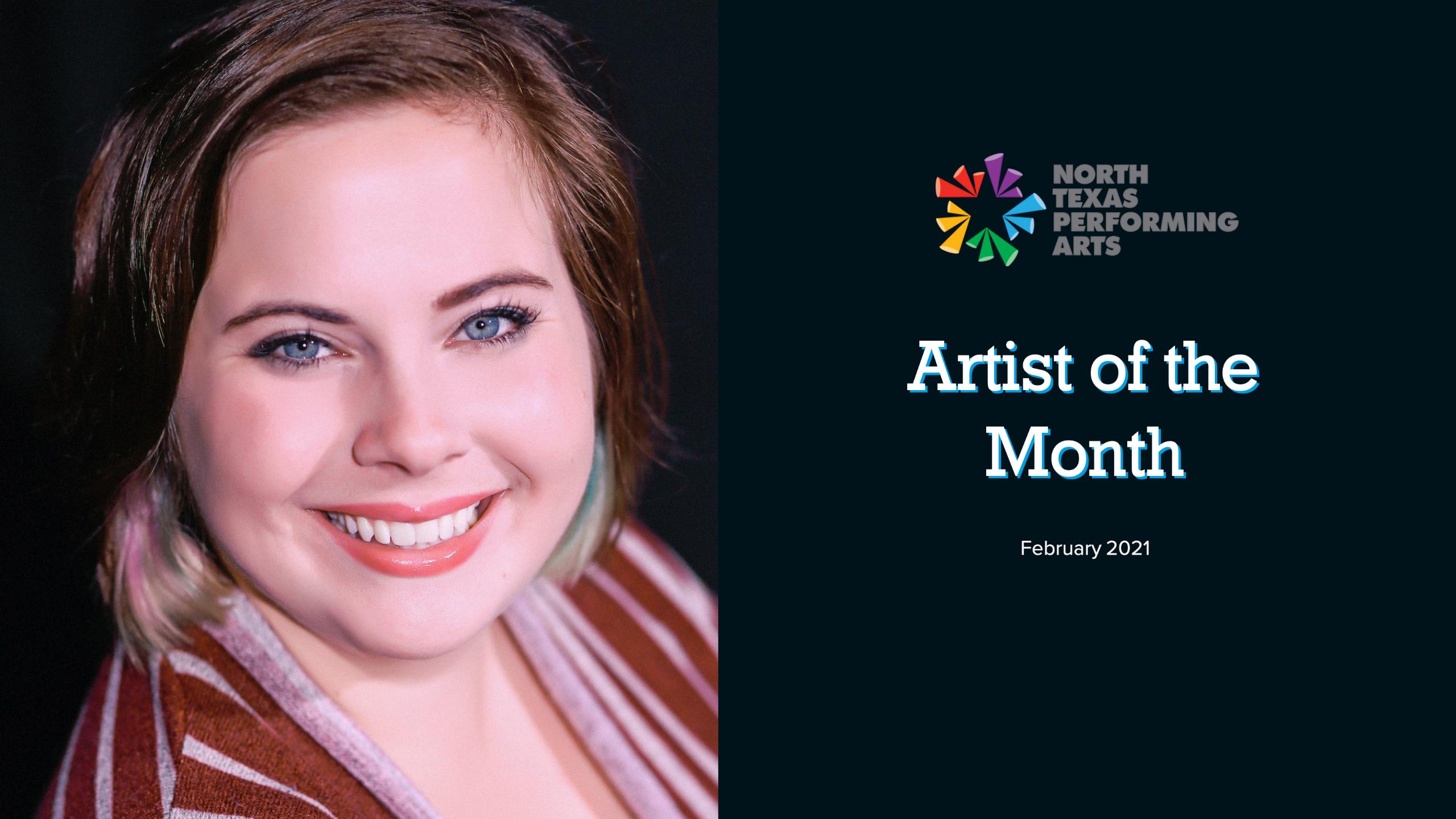 Artist of the Month Kaitlyn Barnard Wright