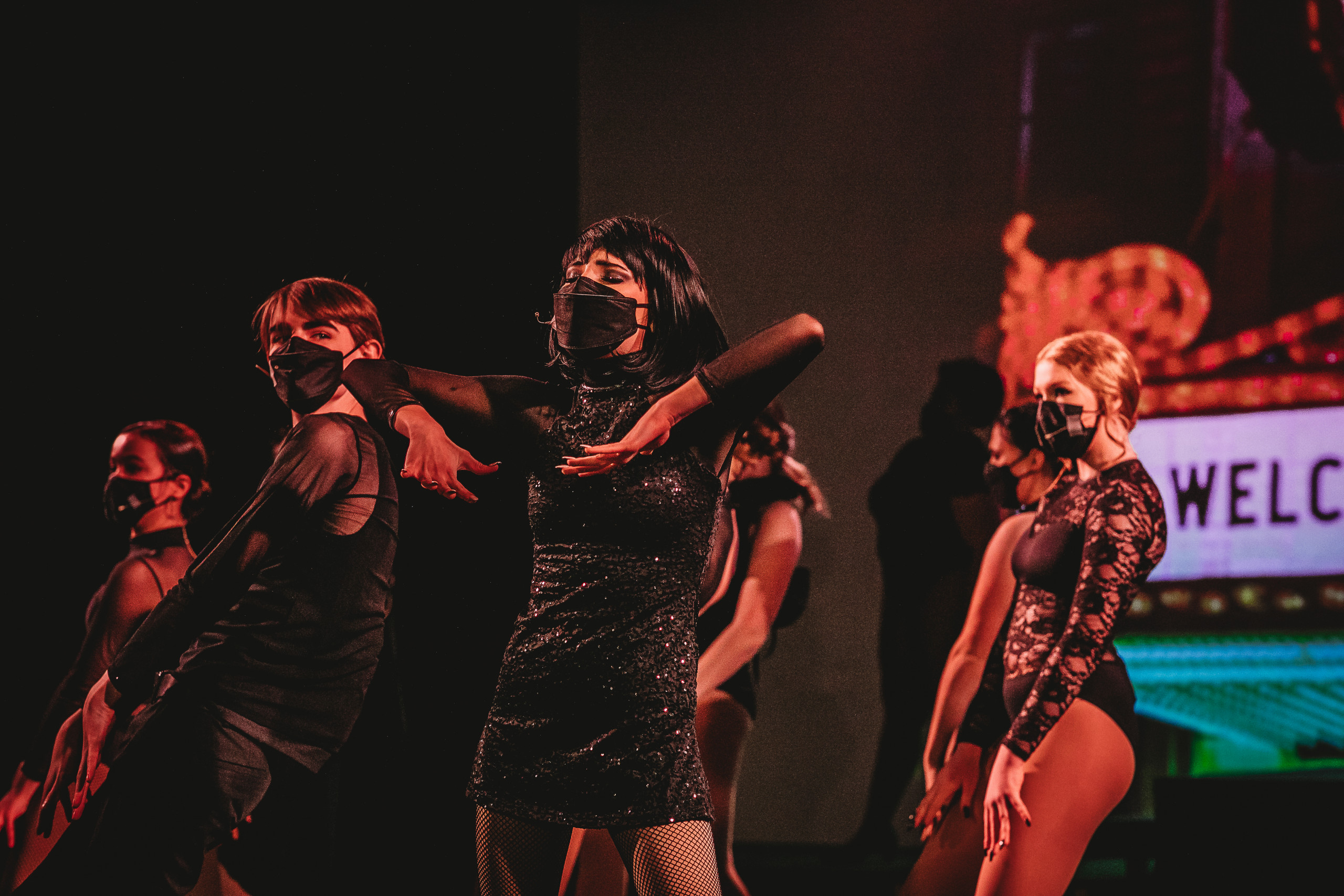 NTPA Academy performs Chicago the Musical