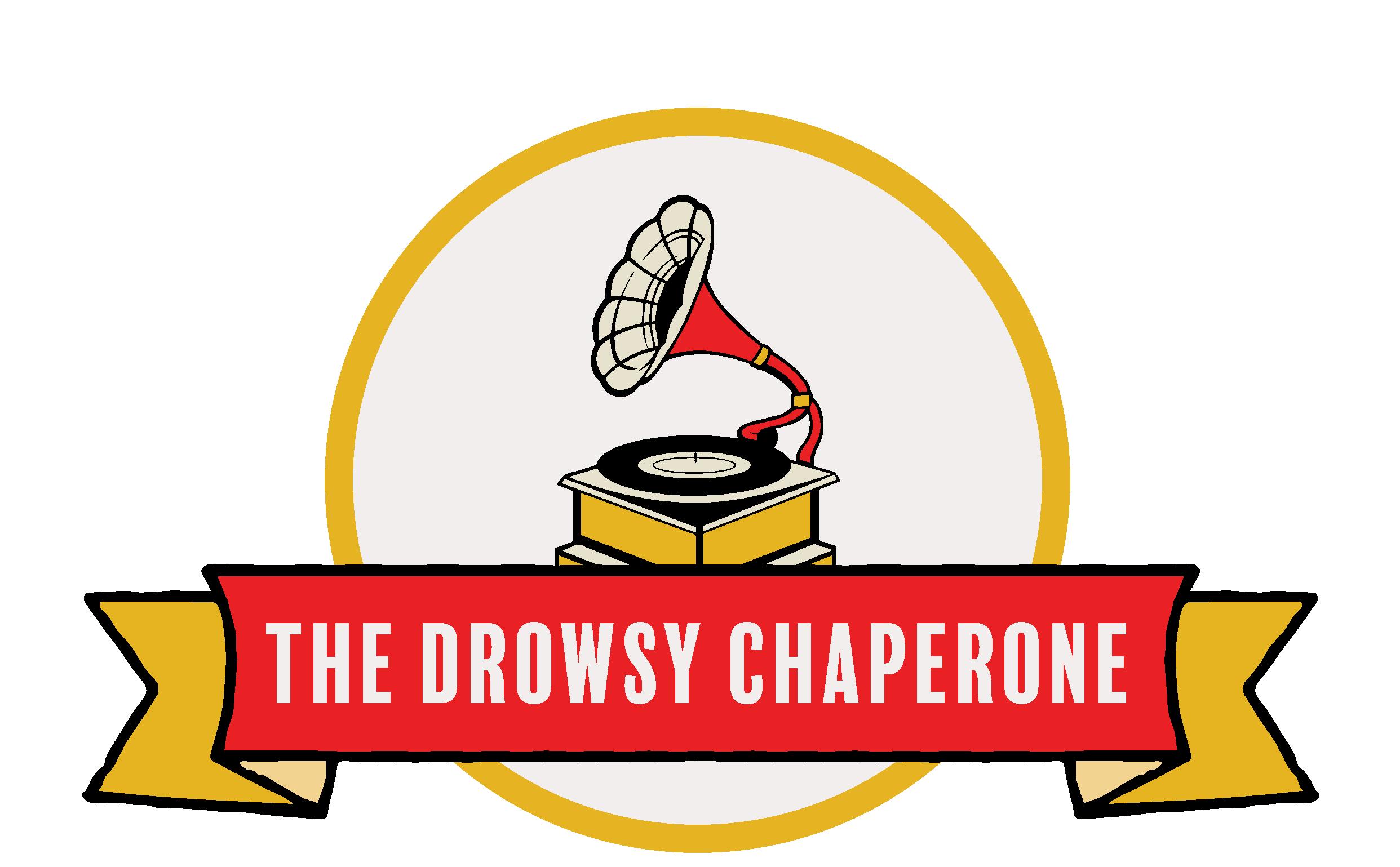 The Drowsy Chaperone logo