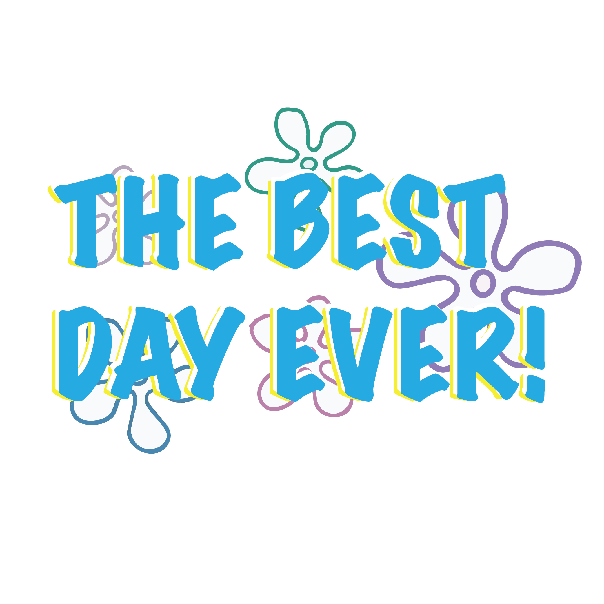 The Best Day Ever Logo