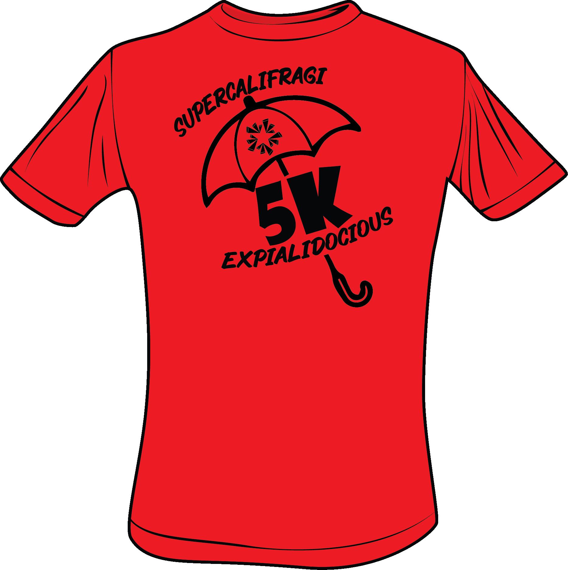 Frisco 5K t-shirt