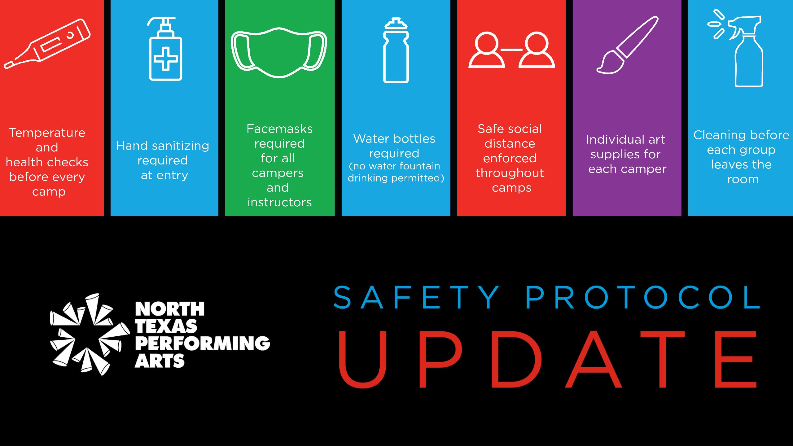 NTPA Safety Protocol Update