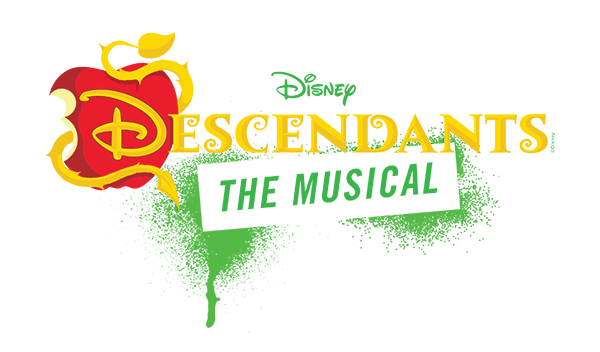 Disney's Descendant's Logo No background