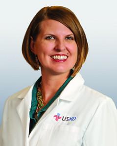 headshot of Dr. Jennifer Duewall