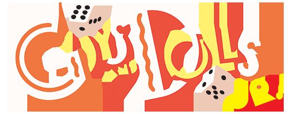 Guys and Dolls Jr Logo