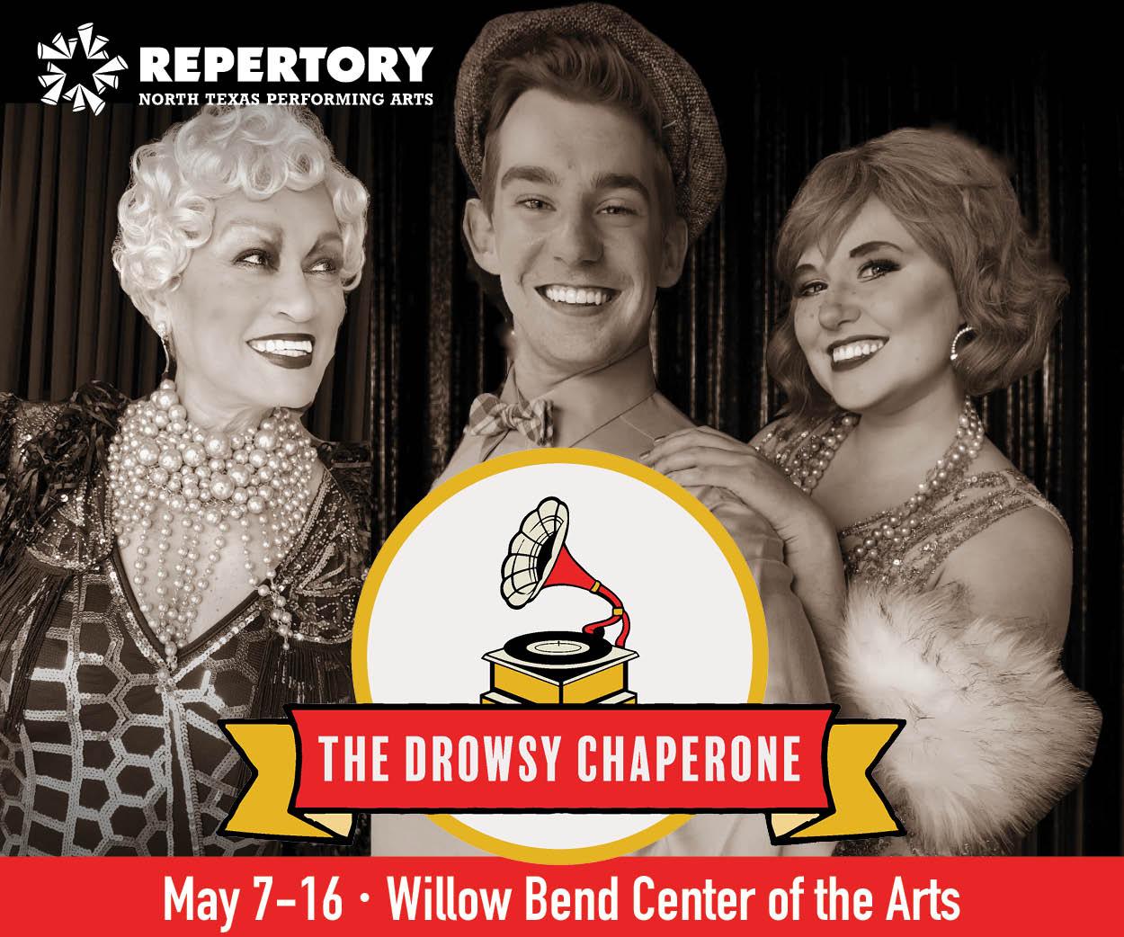 NTPA Repertory Drowsy Chaperone