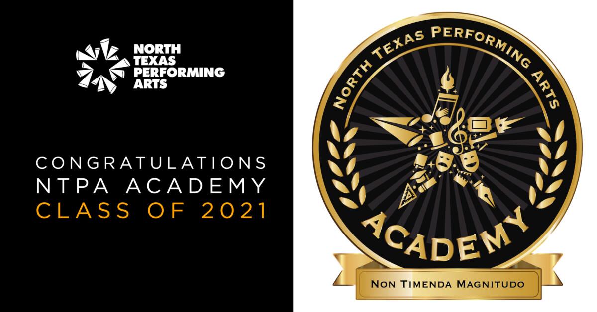 Academy seal - Congratulations NTPA Academy Class of 2021