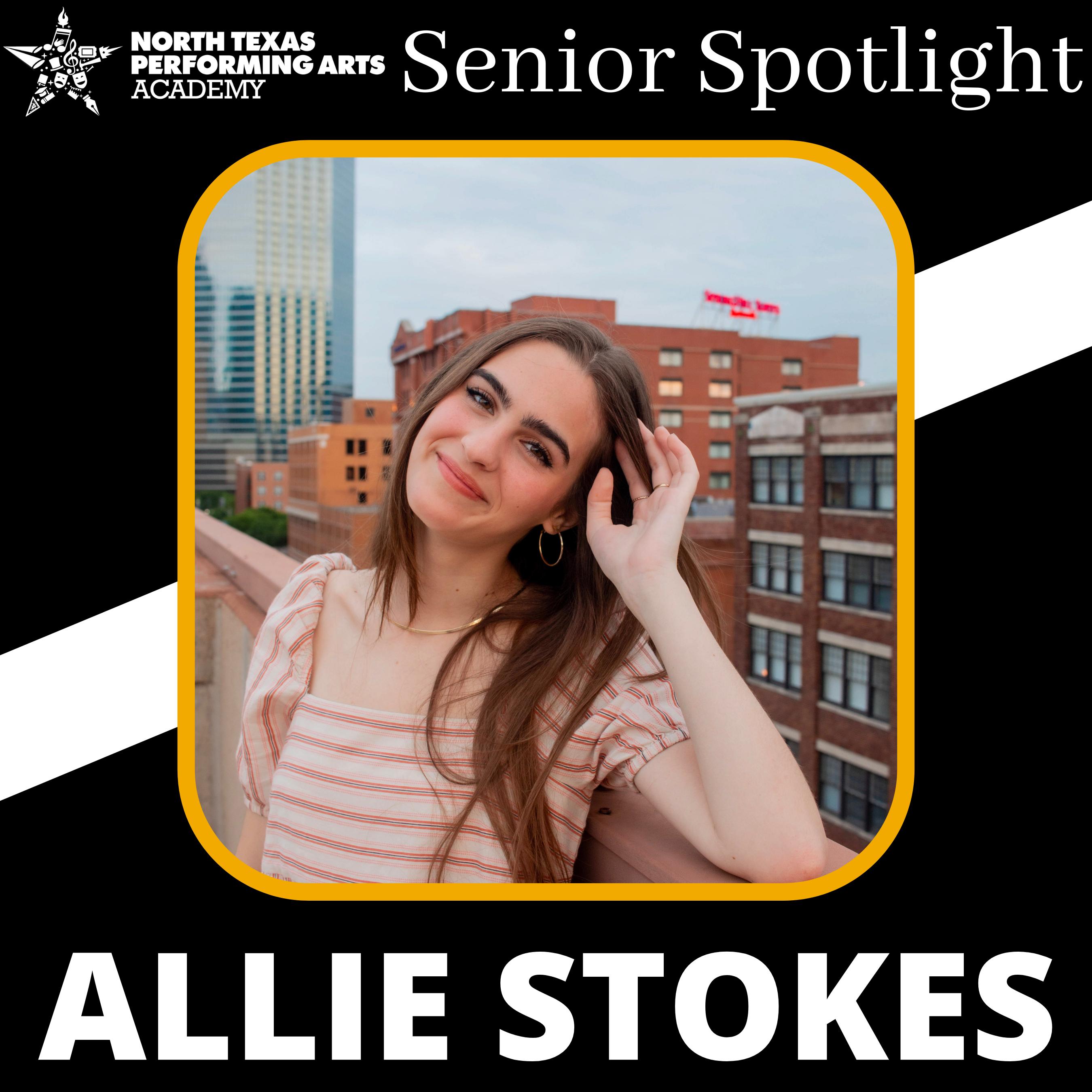 Allie Stokes headshot