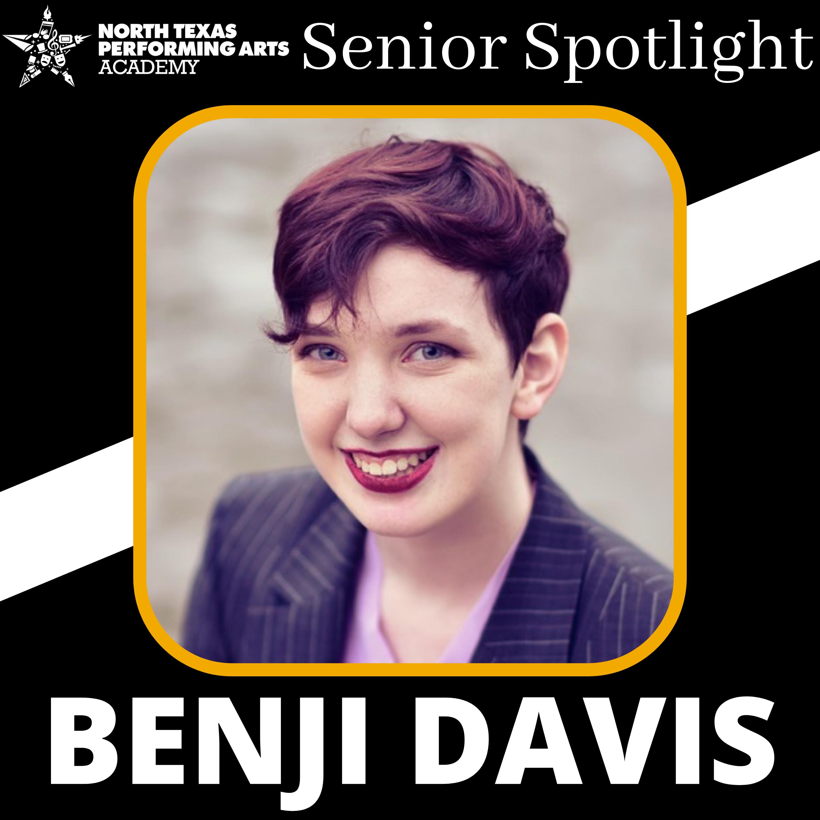 Benji Davis headshot