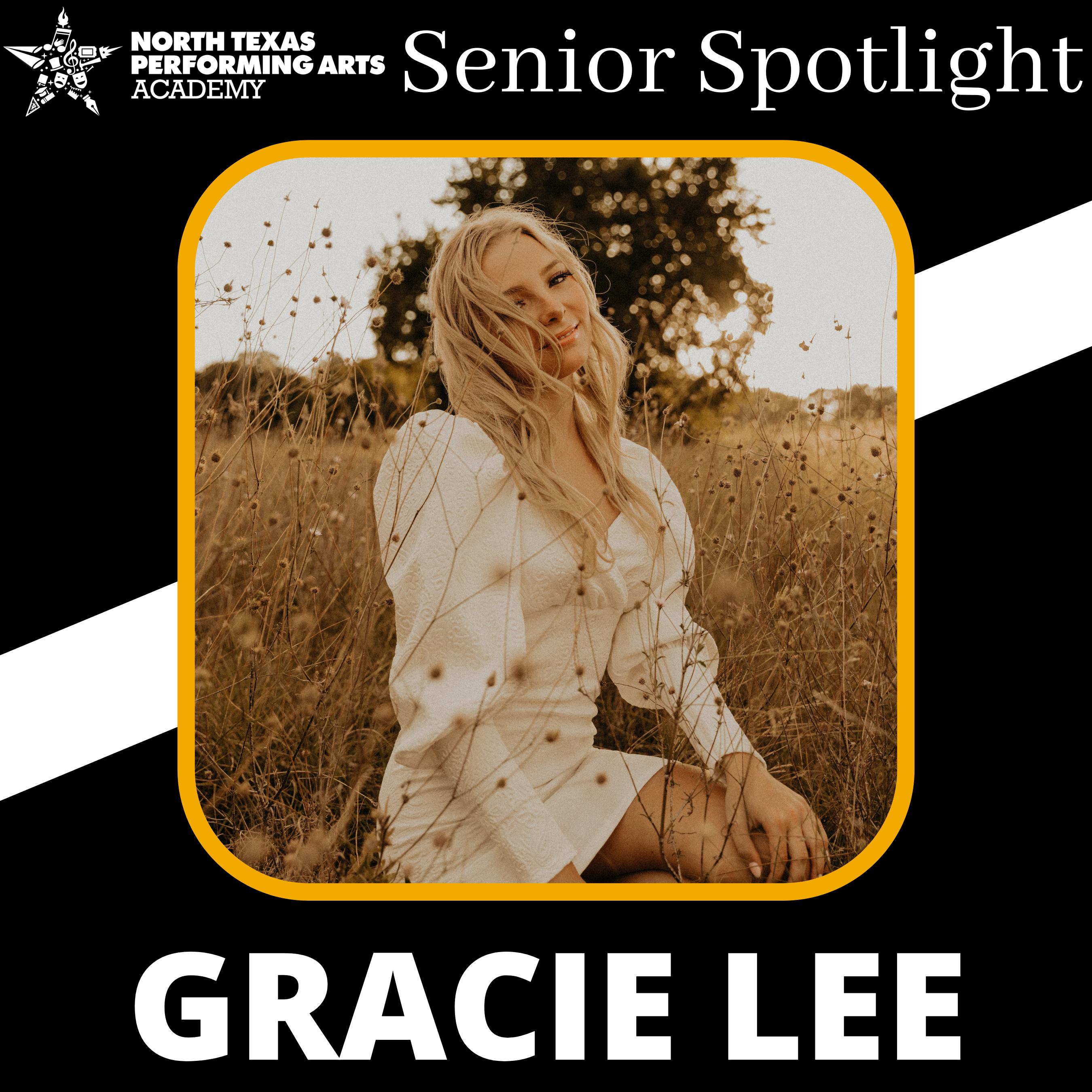 Gracie Lee headshot