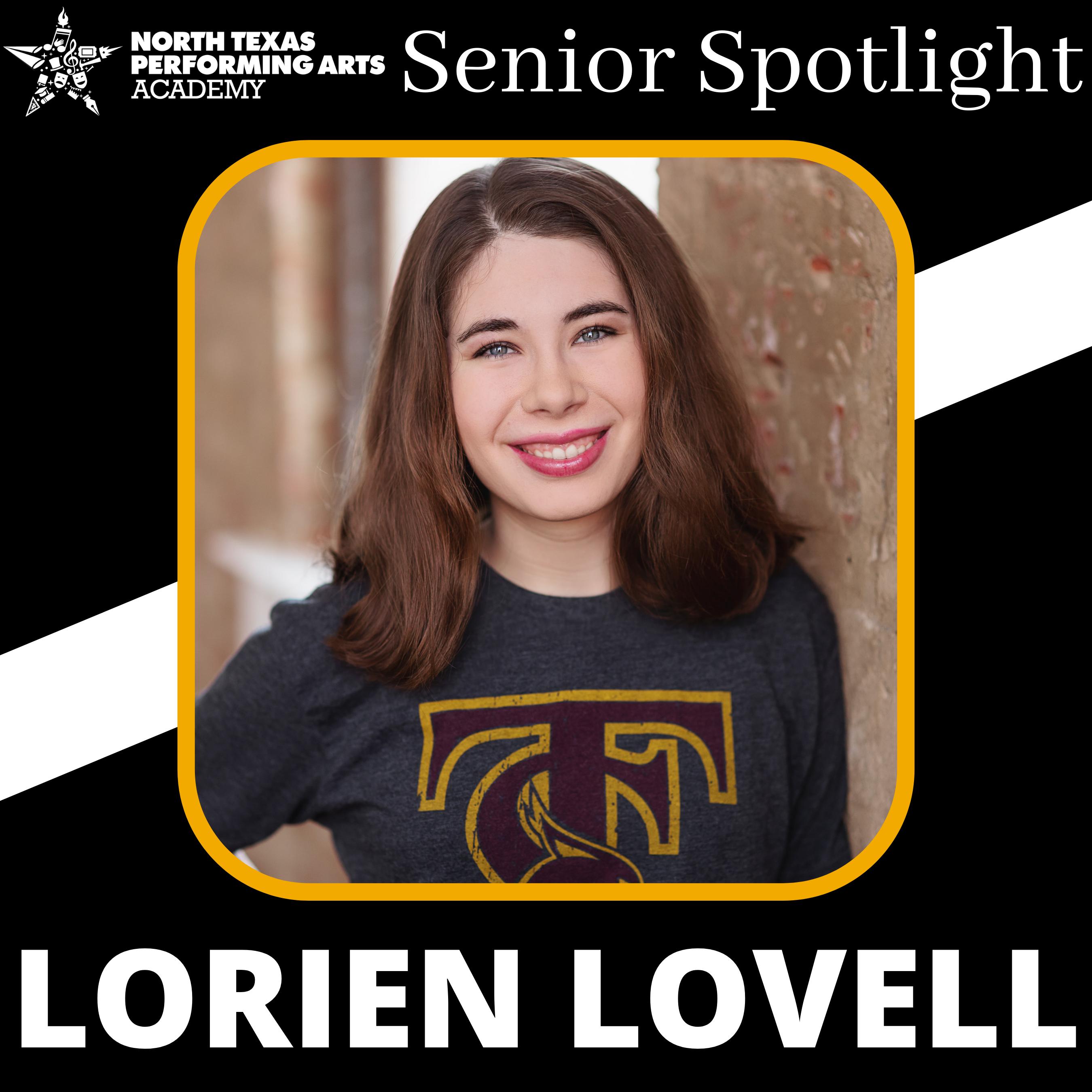 Lorien Lovell headshot