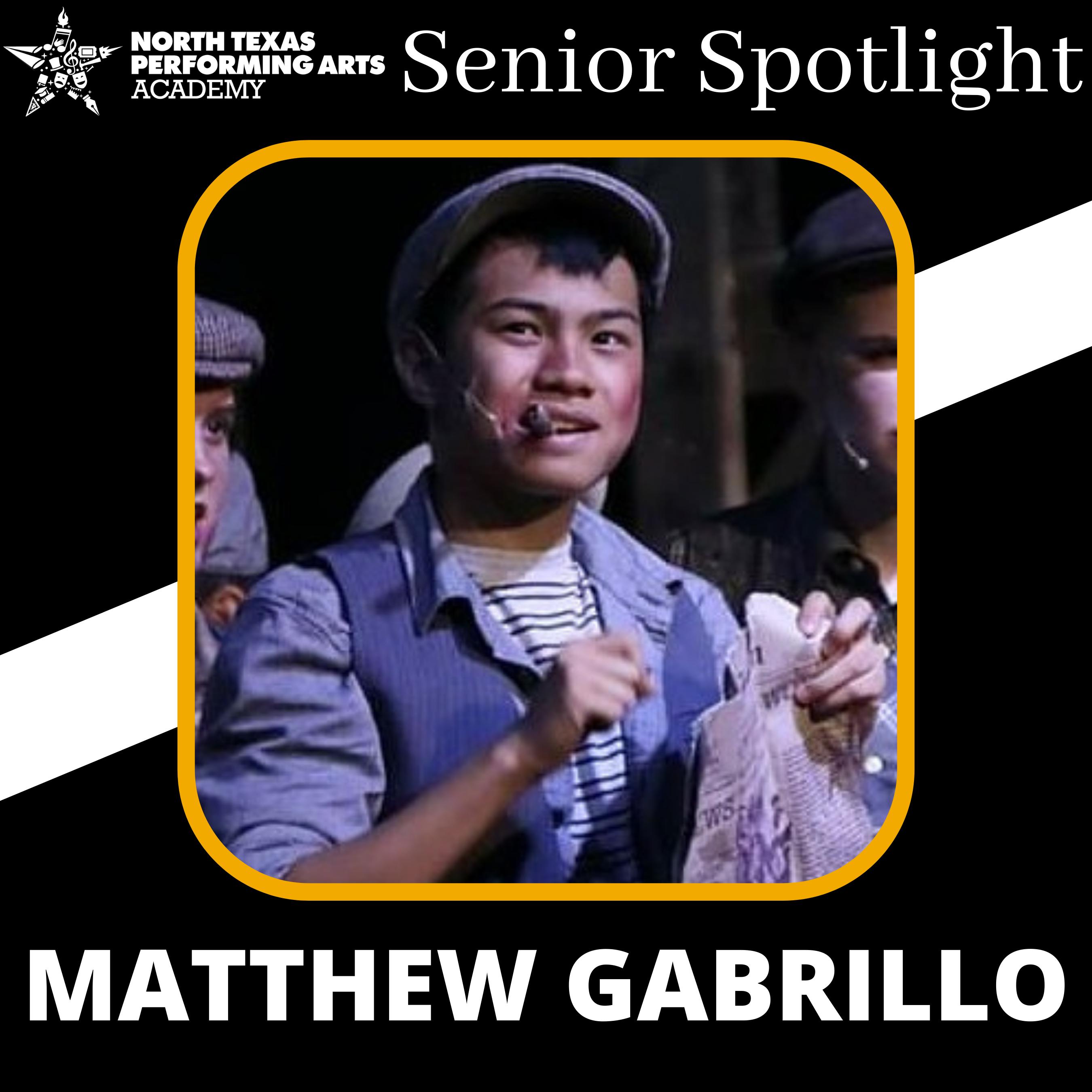 Matthew Gabrillo headshot
