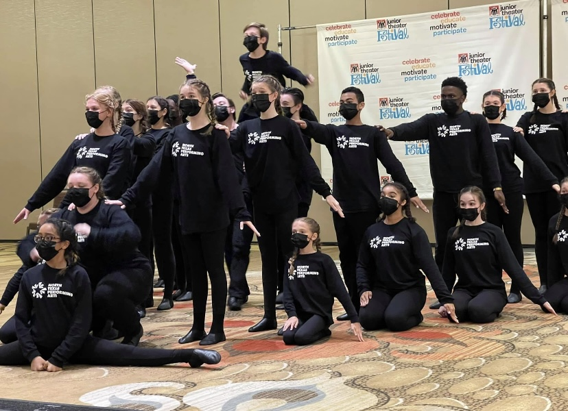 2021 JTF Troupe performing
