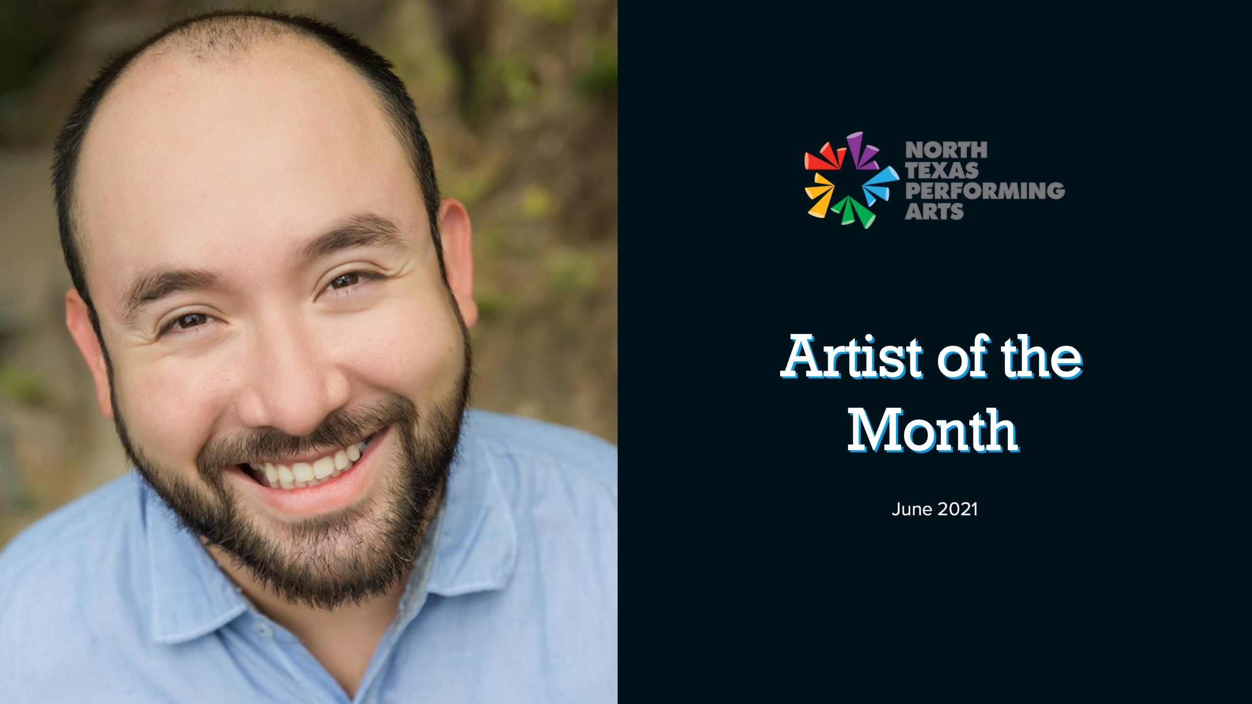 Jason Villarreal, Artist of the Month June 2021