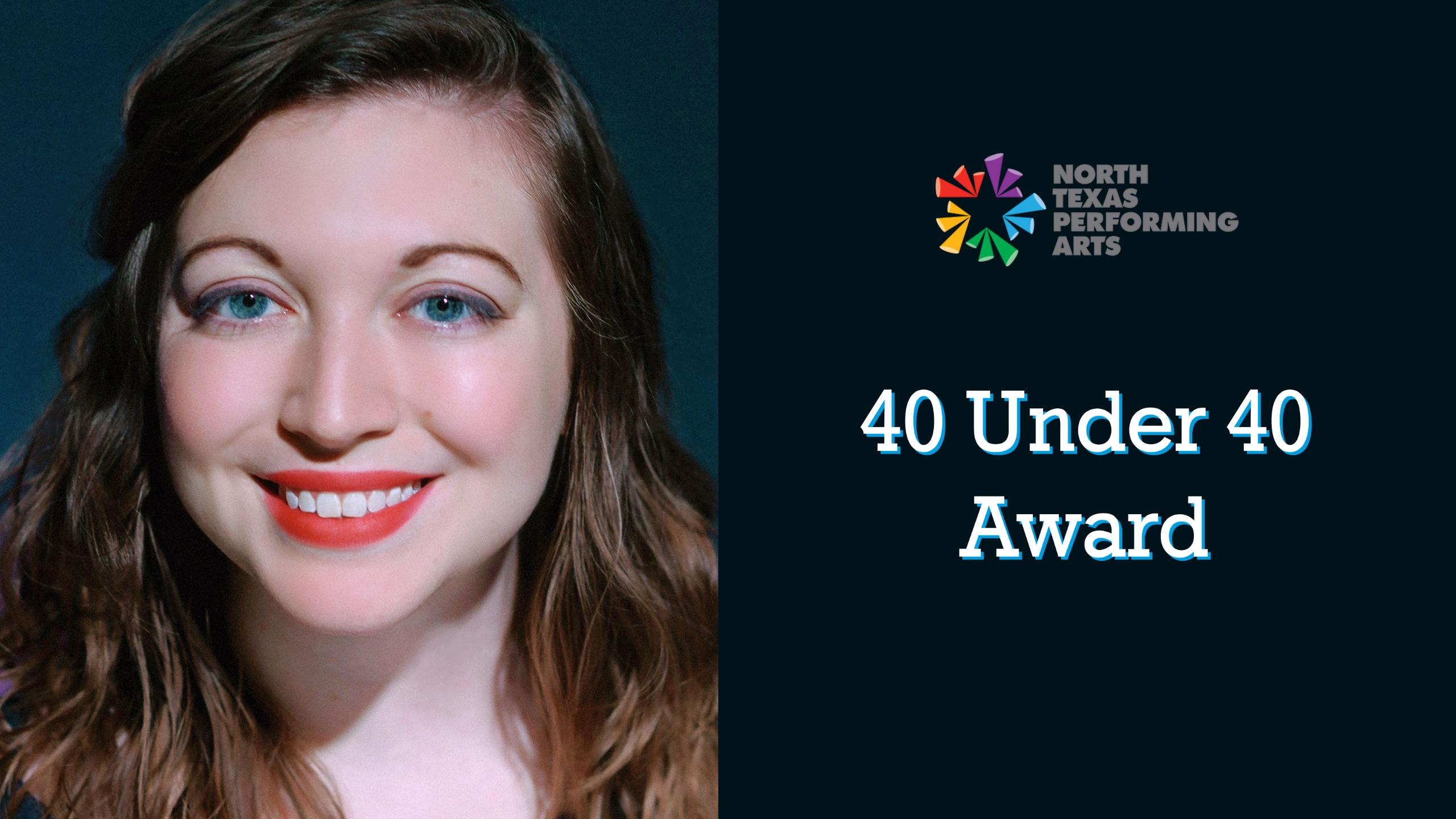 Senior Marketing Director, Lauren Boykin, selected for 40 Under 40 Award