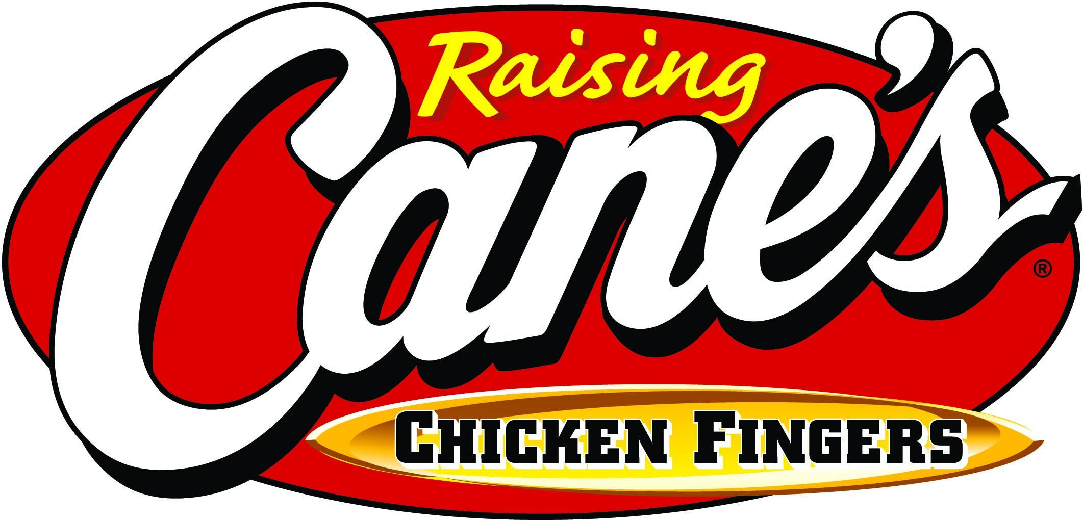 Raising Cane's sponsor logo