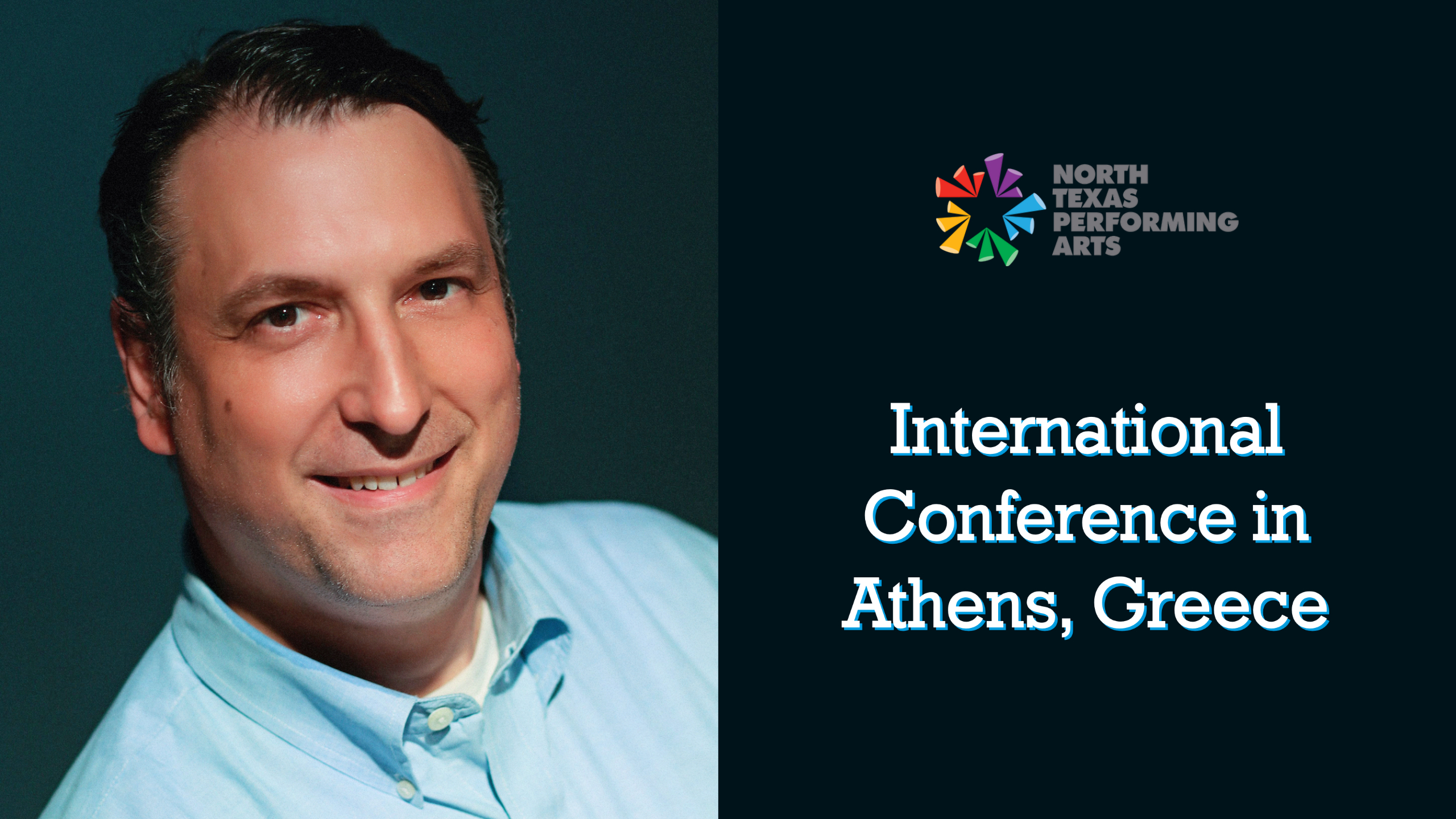 Blog Article. NTPA's Academy Head of School, Mike Mazur to speak at the International's Conference in Athens Greece