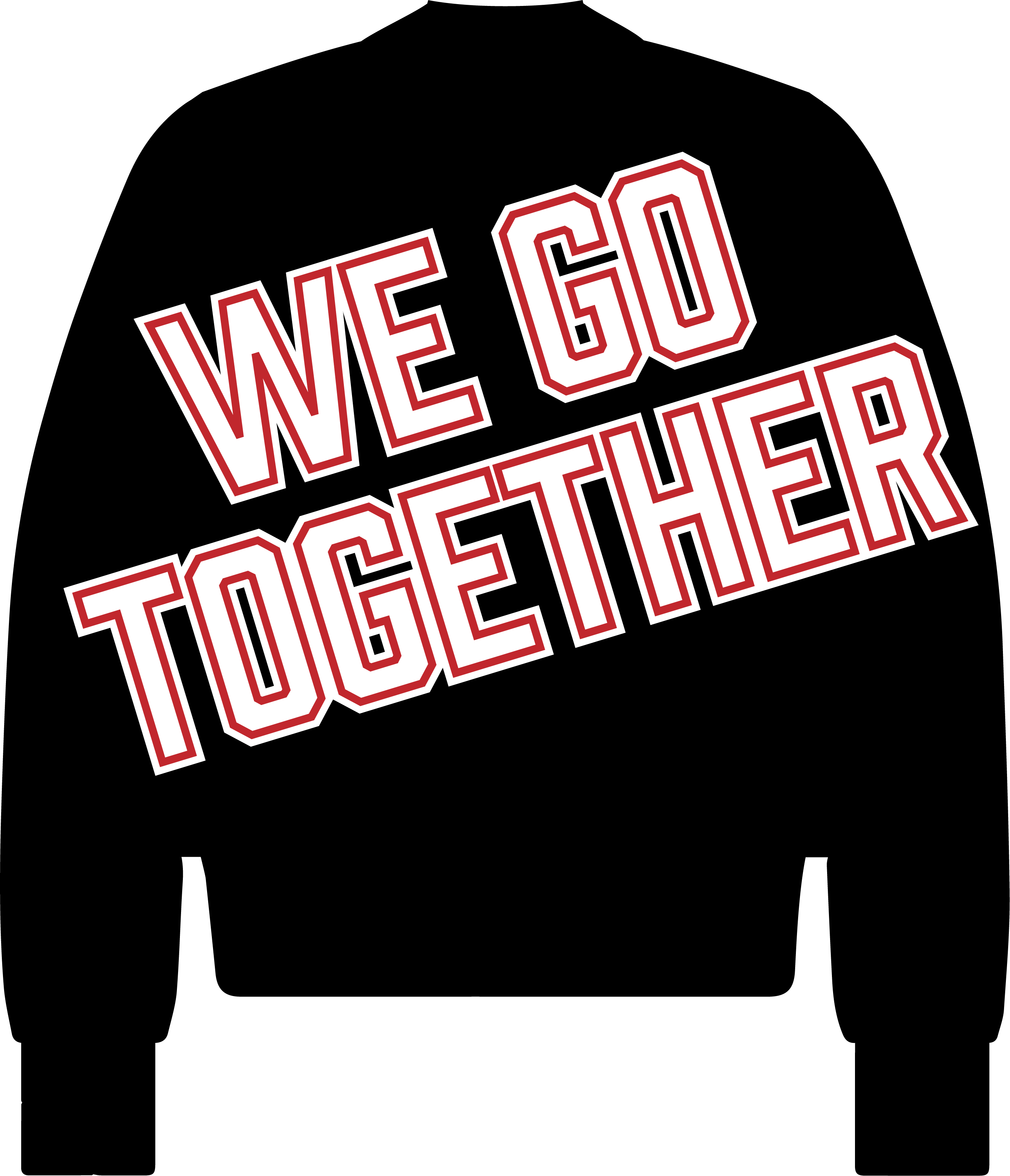 We Go Together logo NTPA Starcatchers