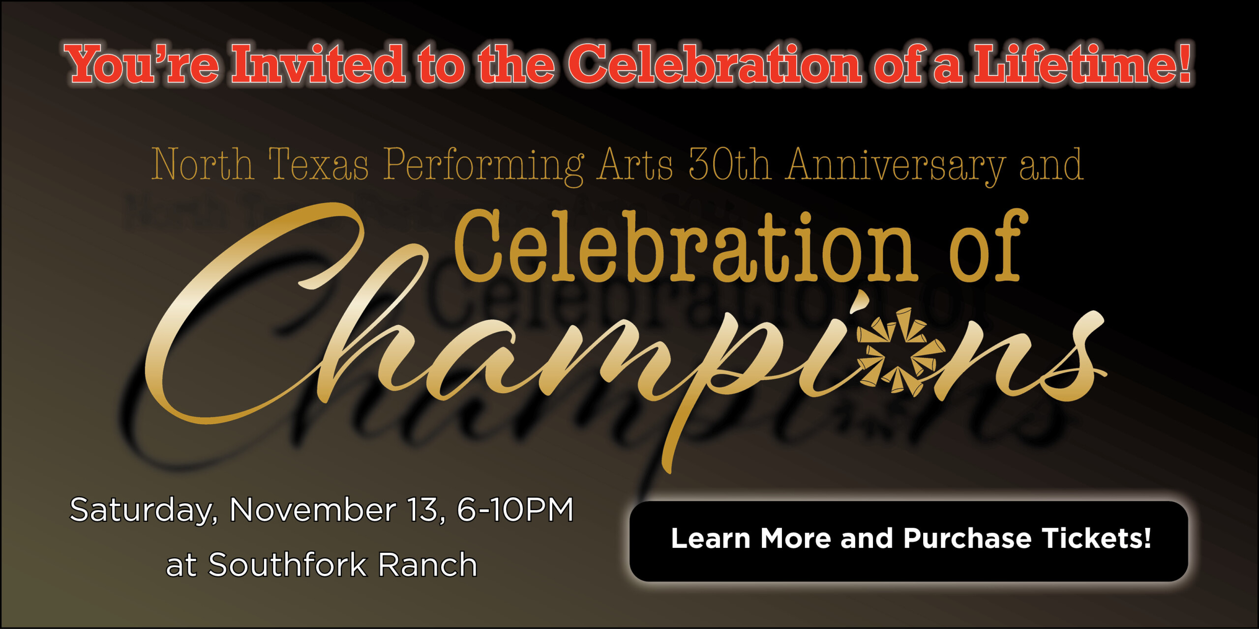Purchase Tickets to Celebration of Champions November 13, 2021