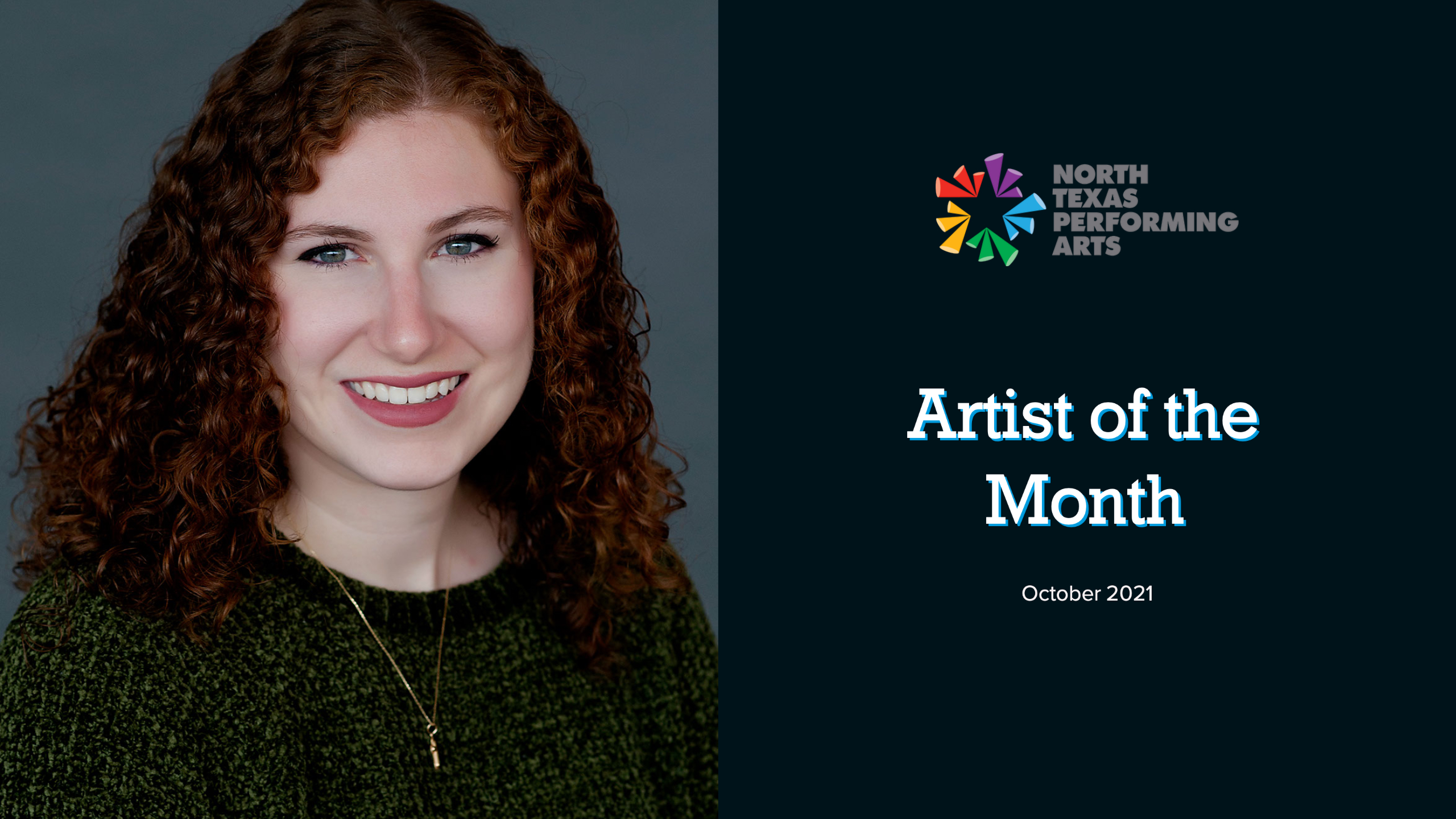 NTPA Announces October 2021 Artist of the Month as Kally Duncan